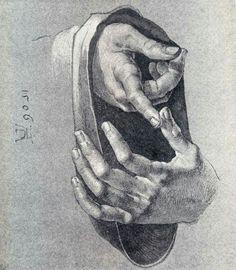 Albrecht Dürer, Mani di ragazzo, 1506