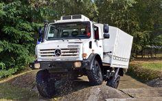 unimorg | alemania Rally todo terreno Argentina camiones mercedes-benz Unimog