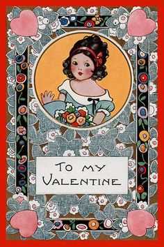 Olde America Antiques | Quilt Blocks | National Parks | Bozeman Montana : Valentine - To My Valentine 3