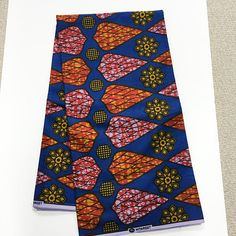 Items good for African fashion, African dress and more ! This African fabric is perfect for making unique African fashion, dress, and accessories as well as any craft, home decor and so much more. African print is in style around the world, so dont limit your options! Product