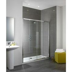 Showerlux Linea Touch Twin Slider 1700mm  sc 1 st  Pinterest & Showerlux Glide Twin Door Slider | Enclosures and Screens ... pezcame.com