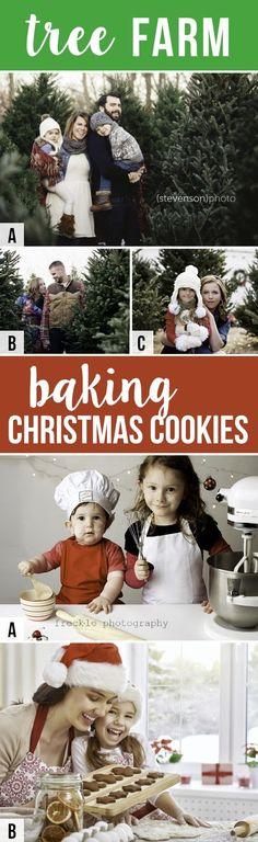 CreativeFamily Christmas Card Ideas