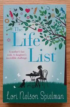 The Life List von Lori Nelson Spielman - Taschenbuch - Good Books, Books To Read, My Books, Lori Nelson Spielman, Book Organization, Life List, Mystery Novels, Nicholas Sparks, Book Girl