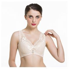 DELENNI Full cup bra push lace bra sexy thin cup Woman with bra underwear  complexion) 1dd302f51