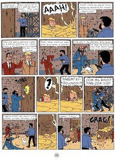 Tintim por Tintim: O blog brasileiro dedicado à obra de Hergé: alfa-arte