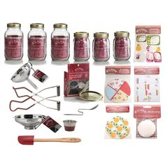 Canning Preserving Starter Kit