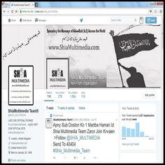 Momneen Follow Us On Twitter @ SHIA_MULTIMEDIA  http://www.twitter.com/SHIA_MULTIMEDIA  #ShiaMultimediaTeam