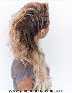 11.Largo Peinado Trenzado