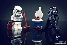 5 imágenes graciosas de Star Wars