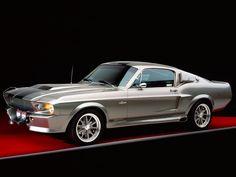 1967 Mustang Gt 500m