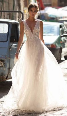 Courtesy of Berta wedding dresses