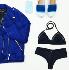 Suit up with mix and match swim at Nasty Gal