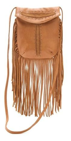 For all my Western ladies // Cleobella Memphis Fringe Bag