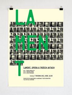 MoMA(华沙)海报:FONTARTE :: fonts :: design Warsaw, Moma, Typo, Opera, Fonts, Posters, Design, Designer Fonts, Opera House