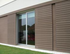 outdoor wall decoration  materials of residential ,wpc wall panel with  installtiom simple