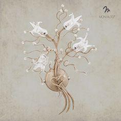 Ariano - Montalto Lamp - Design luxury lighting lamp, chandelier, ceiling light