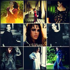 Casiraghi Alphabet:V is for Vogue Charlotte Casiraghi appeared in the September 2011 issue of Vogue Paris