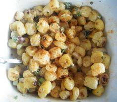 Lauwwarme aardappelsalade - OhMyFoodness