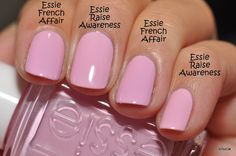 Great nail blog for when you want to see what colors really look like when painted before buying them yourself!