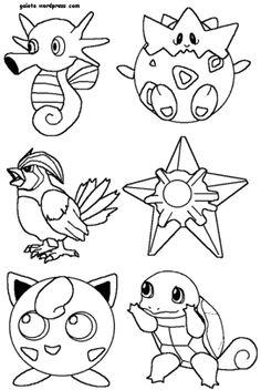 dibujos para colorear de pokemon legendarios