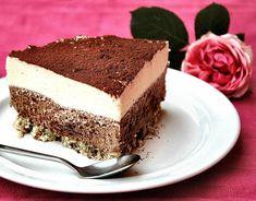Tarta de dos chocolates   Recetas con fotos paso a paso El invitado de invierno Choco Chocolate, Chocolate Desserts, Chocolates, Eat Dessert First, Tart Recipes, Sweets, Baking, Food, Cupcakes