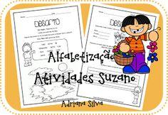 Desafio/alfabetização - Atividades Adriana