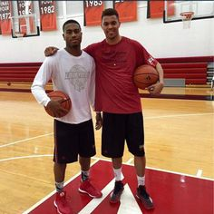 New basketball commits  Trey Lewis and Damion Lee