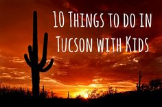 The Scary Mommy Travel Guide: 10 Things to do in Tucson with Kids