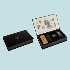Triumph & Disaster - Stash Gift Box Set is a one stop shop of shaving and skincare gold that makes for an ideal starter kit or gift set. Gift Box For Men, Gifts For Him, Cool Gifts, Best Gifts, Berlin, Enjoying The Small Things, Triumph, Shaving Cream, Men's Grooming