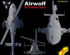 3D print model Airwolf Bell 222 Replica airwolf 3d Printer Projects, 3d Projects, 3d Prints, Blue Prints, Futuristic Armour, 3d Printable Models, Model Hobbies, Model Airplanes, Printables