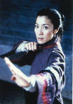 Ass Women, Michele Yeoh, Martialart, Art Movie, Martial Artists, Michelle Yeoh, Wings Chun, Crouch Tigers Hidden Dragons, Actresses