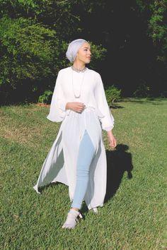 Hijabi festival lookbook