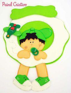 enfeite porta maternidade bebe decoracao quarto menino 3
