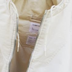Produced in 1999, Vintage cotton blouson