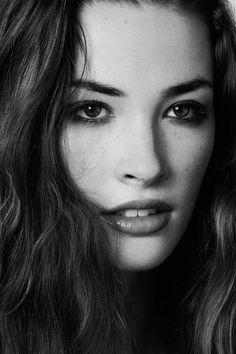 Portrait Photography by Robert Beczarski -- Black and White