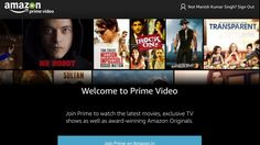 Amazon has entered the Indian entertainment market with the launch of its on demand video streaming service 'Prime Video'. Earlier Netflix had also launched its service in India. But beyond the metros, how many of the Indian customers will be able to afford these services given the patchy broadband connections across the country. It is to be noted that about 1 hour of streaming consumes more than a GB of data.