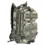 eBoTrade-Tech Sport Outdoor Military Rucksacks Tactical Molle Backpack Camping Hiking Trekking Bag (CP Camouflage)