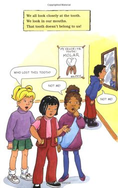 The Magic School Bus and the Missing Tooth (Scholastic Reader,Level 2): Jeanette Lane,Carolyn Bracken: 9780439801072: Amazon.com: Books