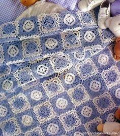 47 Fantastiche Immagini Su Granny Square E Non Blanket Crochet