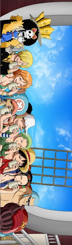 One piece - Mugiwara One Piece Meme, One Piece Series, One Piece Crew, One Piece Funny, One Piece Comic, One Piece Fanart, One Piece Pictures, One Piece Images, One Piece Wallpaper Iphone