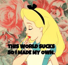 Alice | via Tumblr