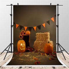 Brown Photography Backdrops Pumpkin Photo Background for Shooting Halloween Backdrop Shooting Halloween Photography Backdrop, Halloween Backdrop, Photography Backdrops, Photo Backdrops, Fall Photo Props, Photo Shoot, Fall Baby Pictures, Themed Photography, Pumpkin Photos