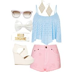 Hello sunshine Spring fashion 2014