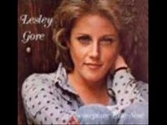 Today June 20 in 1963 Lesley Gore - It's Judy's Turn To Cry is released and becomes an over-night hit.