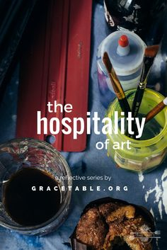 A NEW series coming, September 2015 to GraceTable.org