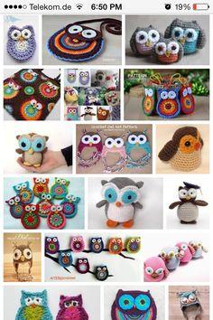 Crochets Patterns