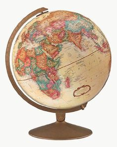 Replogle Globes Franklin Globe, Antiq…