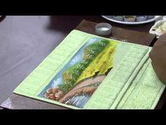 Mulher.com 17/03/2014 Luciano Menezes - Paisagem toalha de rosto - YouTube