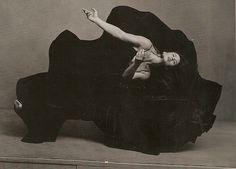 Margie Gillis_Annie Leibovitz