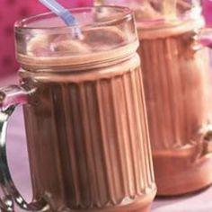 Chocolate Mug Milkshake